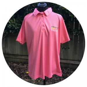 ACB merch pink polo
